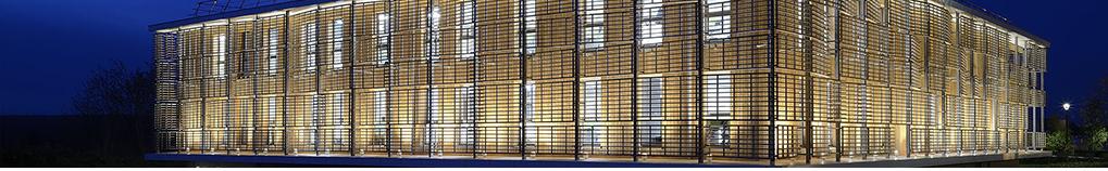 Restructuration & Extension d'un bâtiment de bureaux_Port sur Saône (70)