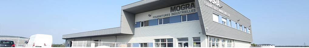Construction d'un bâtiment commercial (vente de fournitures industrielles)_Vesoul (70)