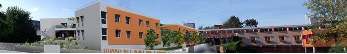 Restructuration & Extension d'un EHPAD Maison du Combattant_Vesoul (70)
